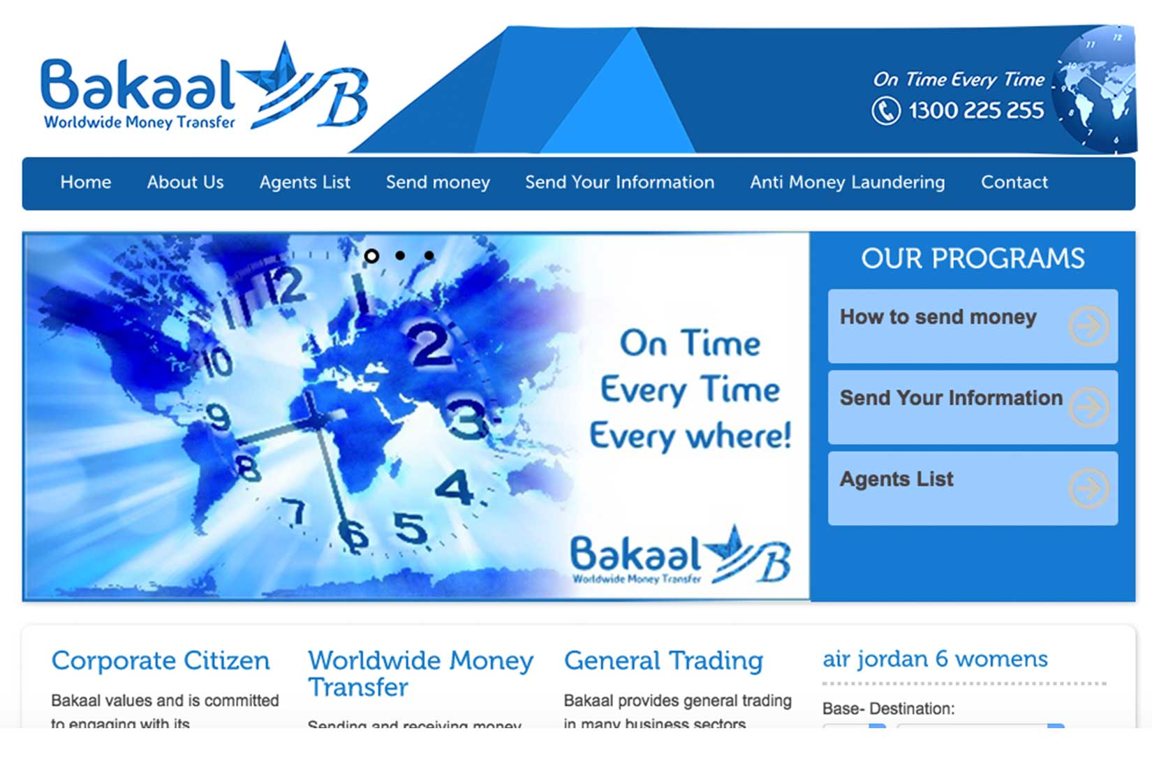 Bakaal Money Transfer